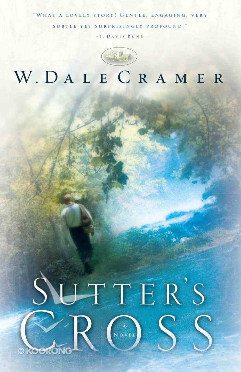 Sutter's Cross eBook