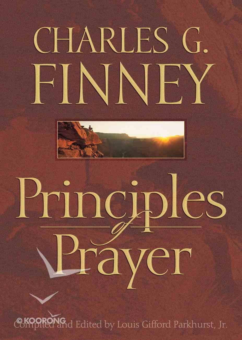 Principles of Prayer eBook