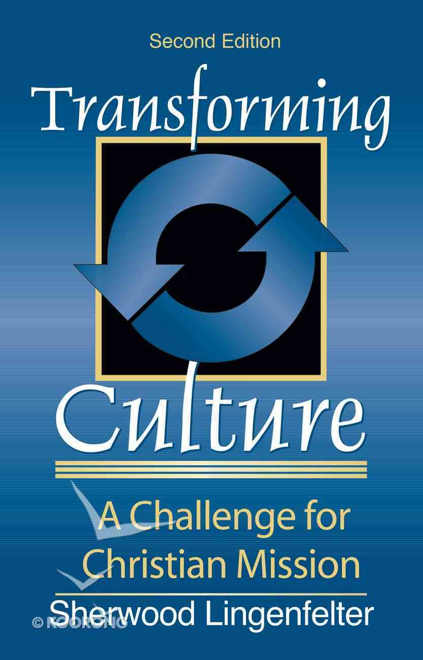 Transforming Culture (2nd Ed) eBook