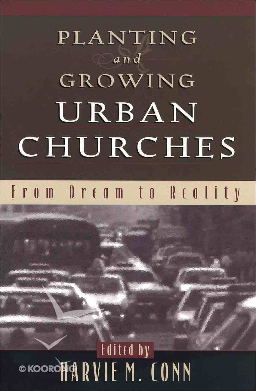 Planting and Growing Urban Churches eBook