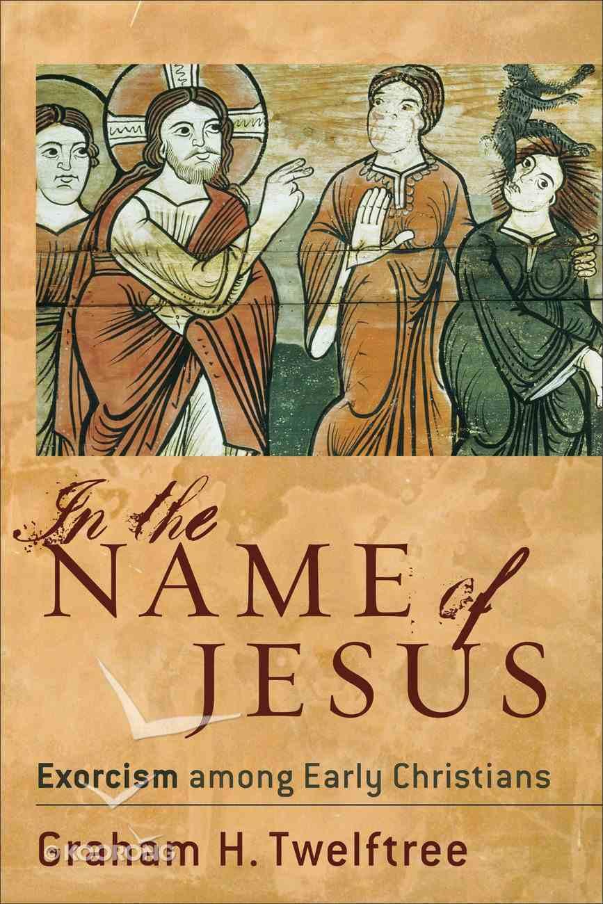 In the Name of Jesus eBook