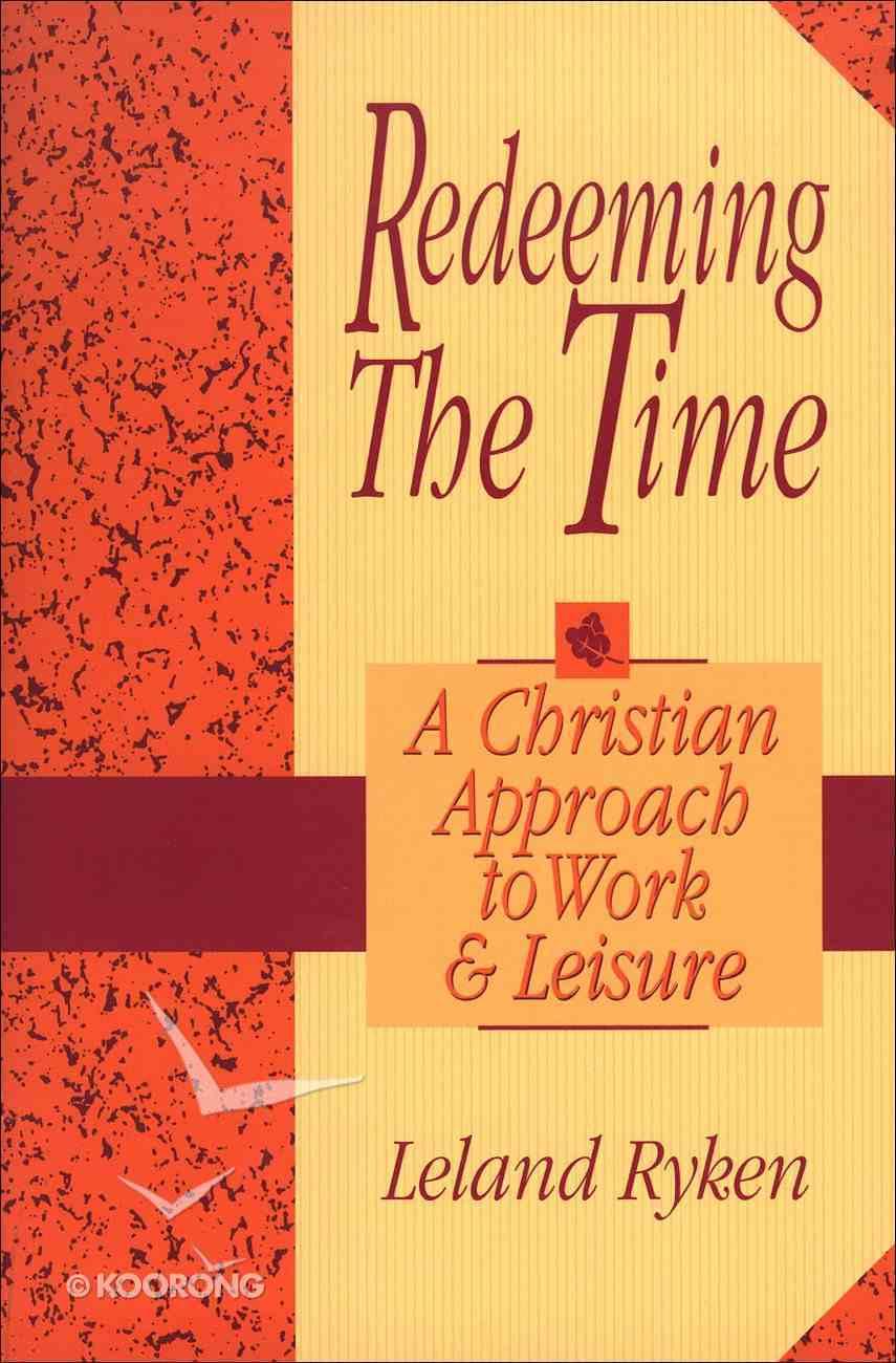 Redeeming the Time eBook