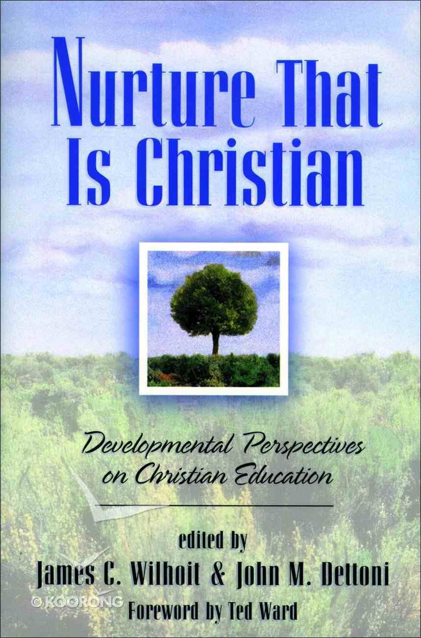 Nurture That is Christian eBook