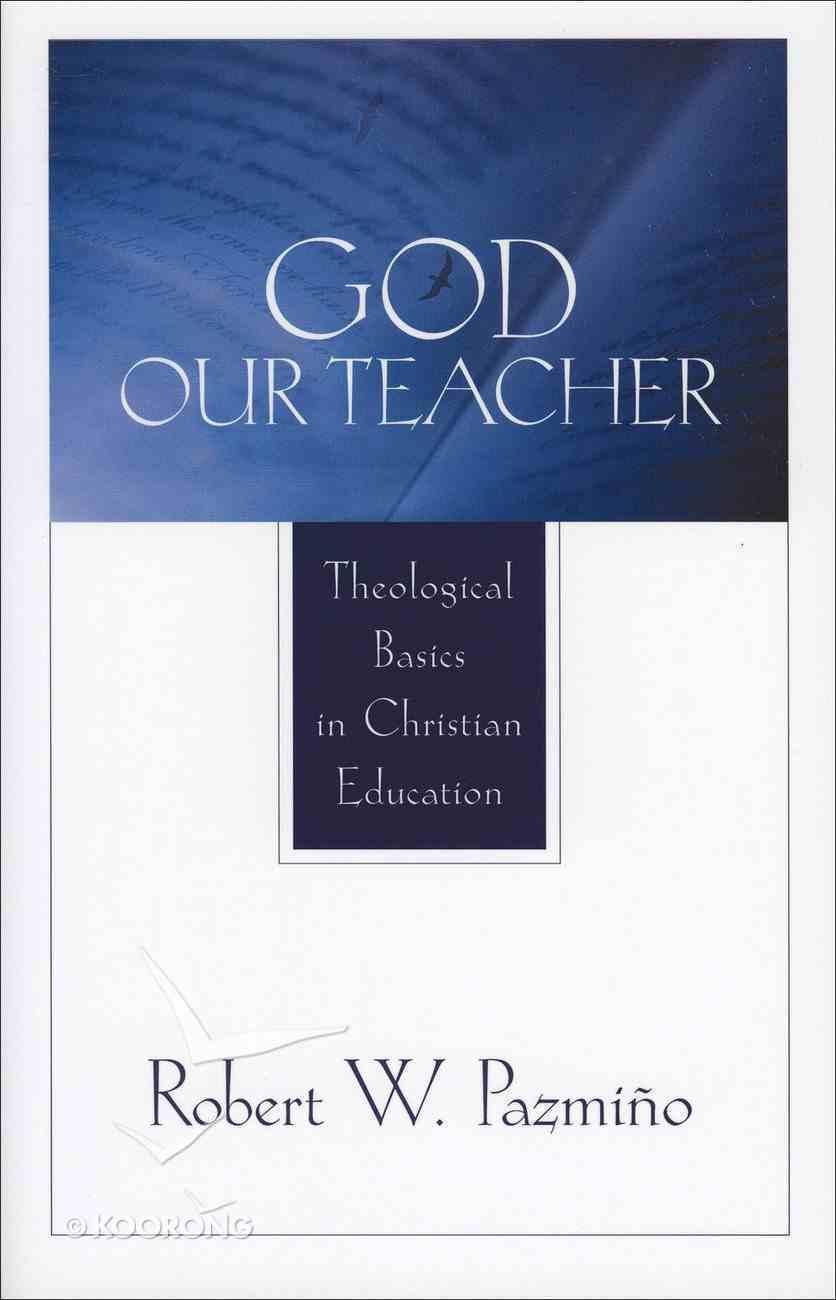 God Our Teacher eBook