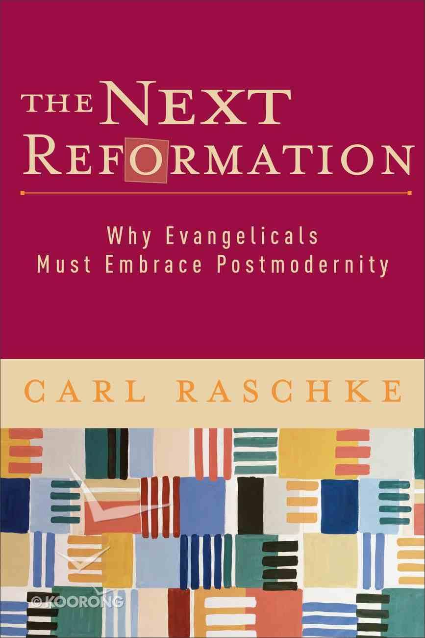 The Next Reformation eBook