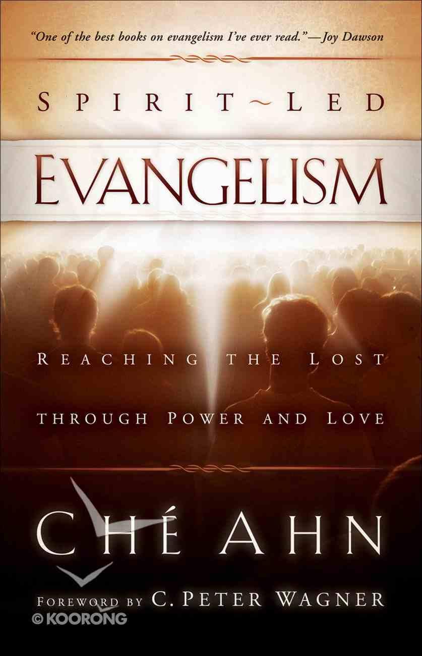 Spirit-Led Evangelism eBook