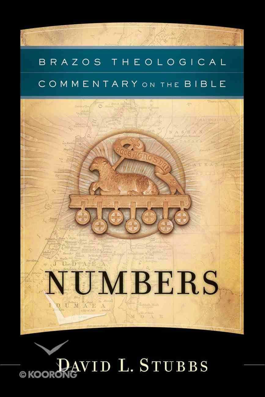 Numbers (Brazos Theological Commentary On The Bible Series) eBook