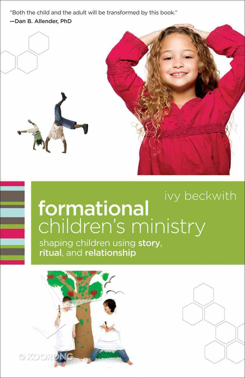 Formational Children's Ministry eBook