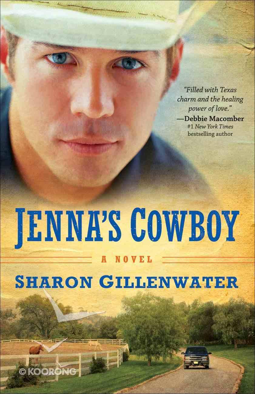Jenna's Cowboy (#01 in The Callahans Of Texas Series) eBook