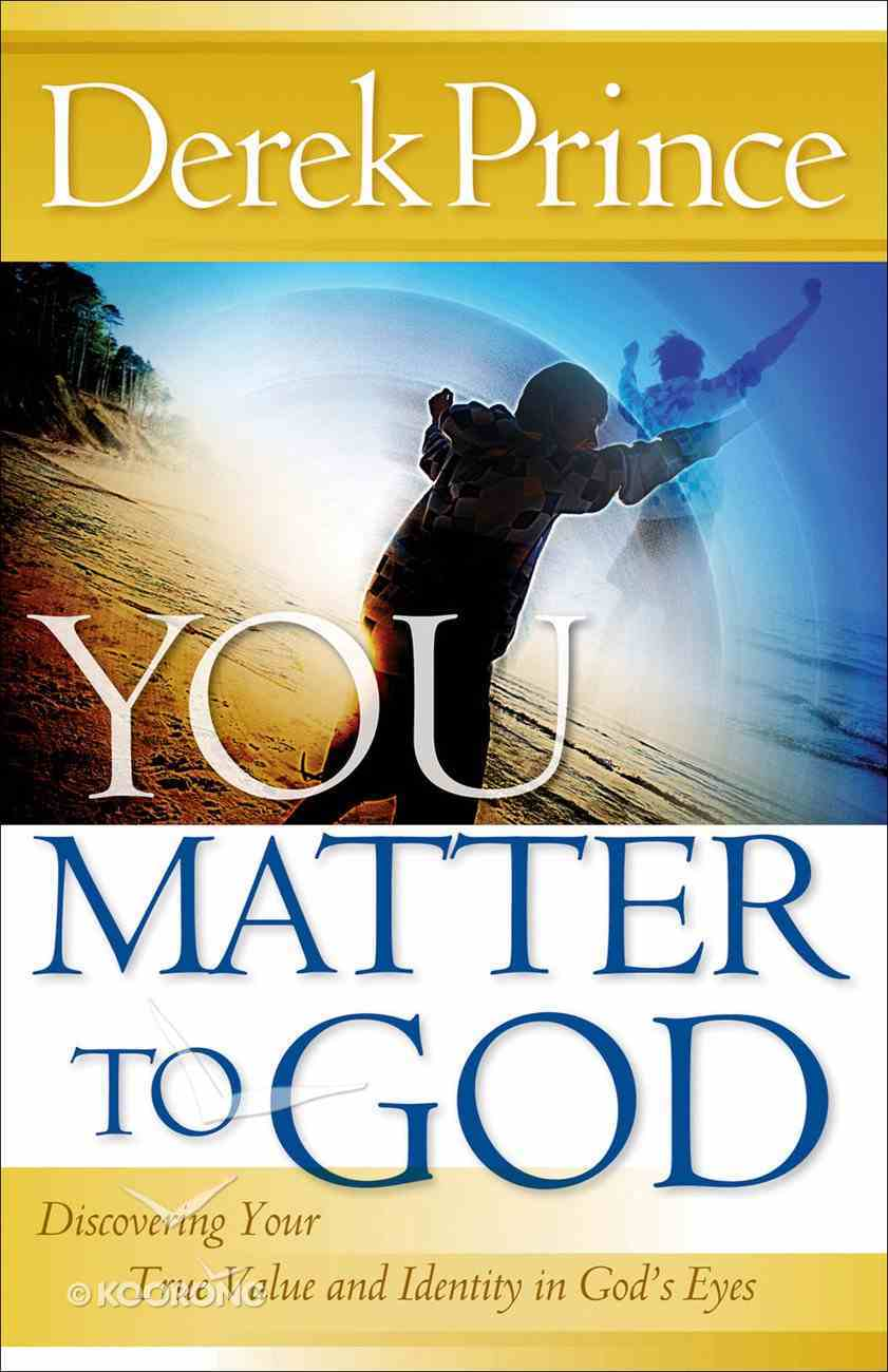 You Matter to God eBook