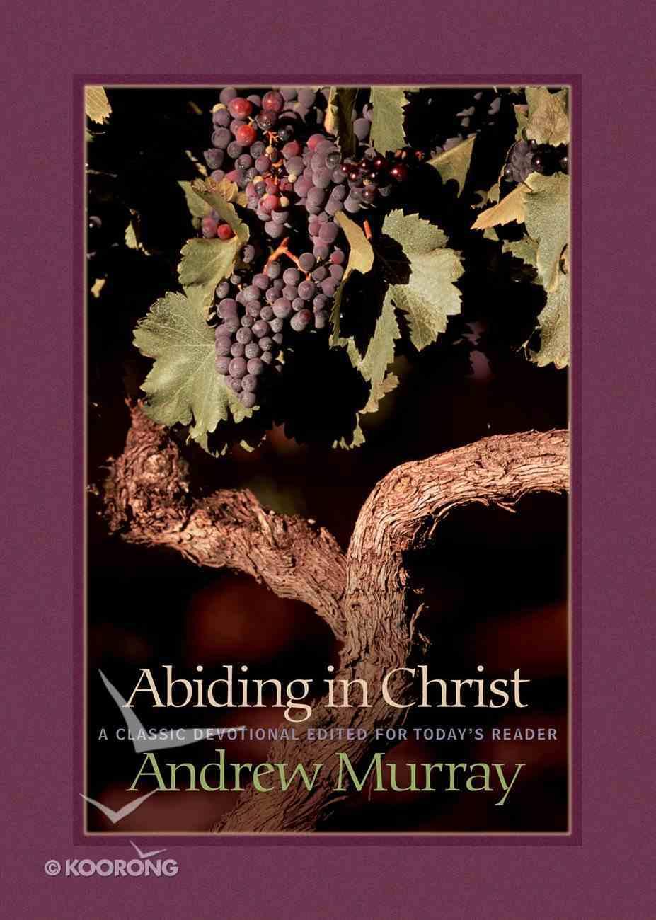 Abiding in Christ eBook