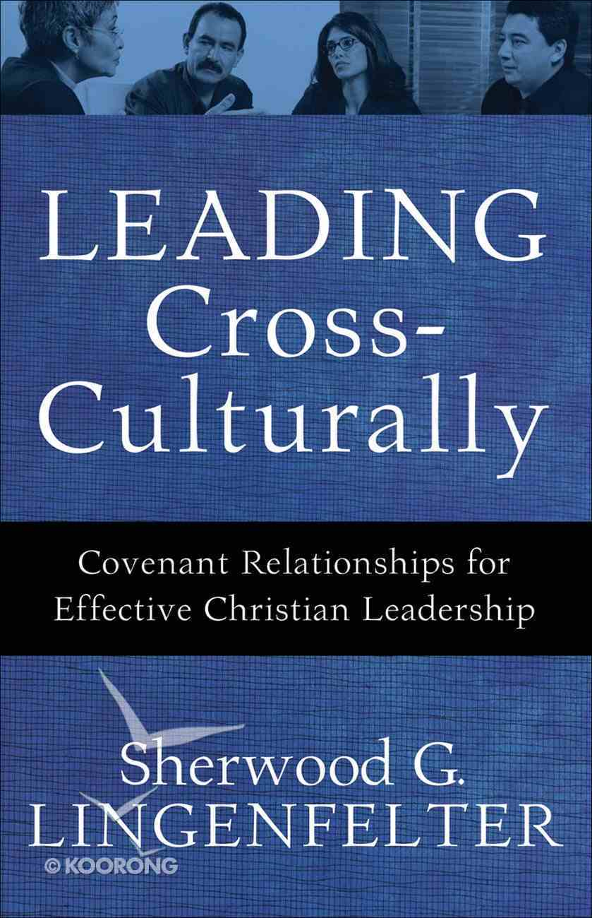 Leading Cross-Culturally eBook