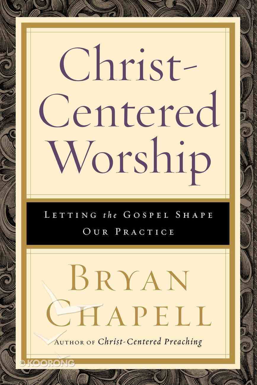 Christ-Centered Worship eBook