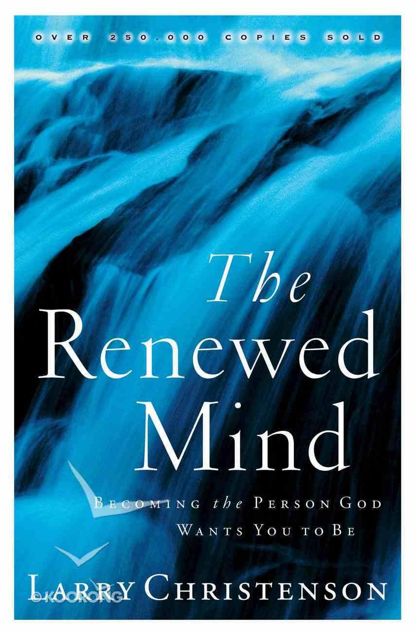 The Renewed Mind eBook