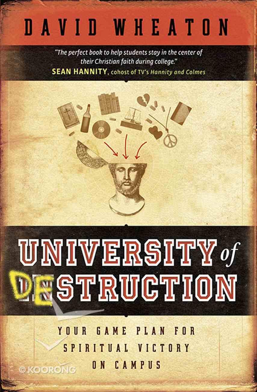University of Destruction? eBook