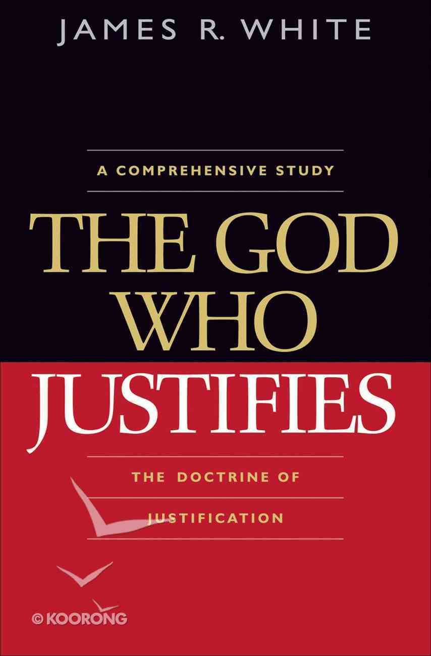 The God Who Justifies eBook