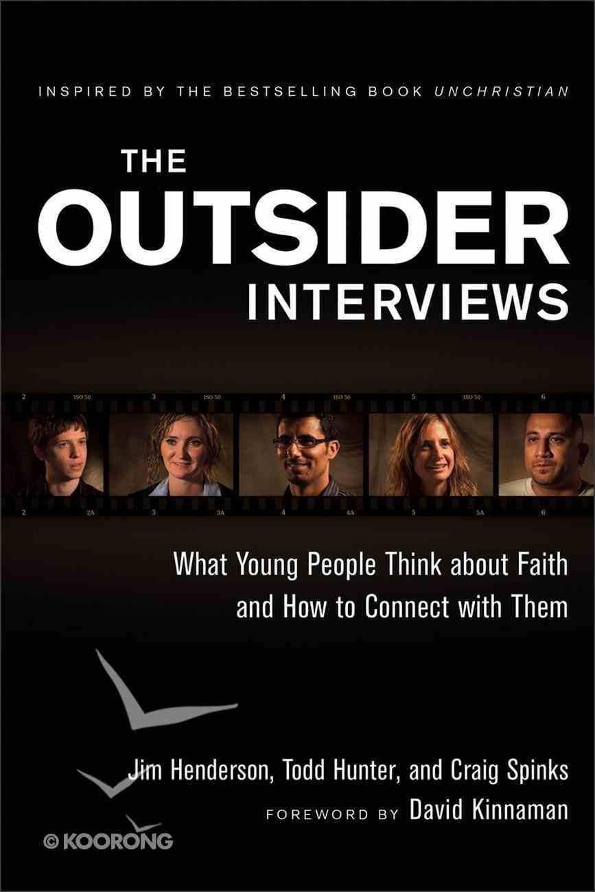 The Outsider Interviews eBook