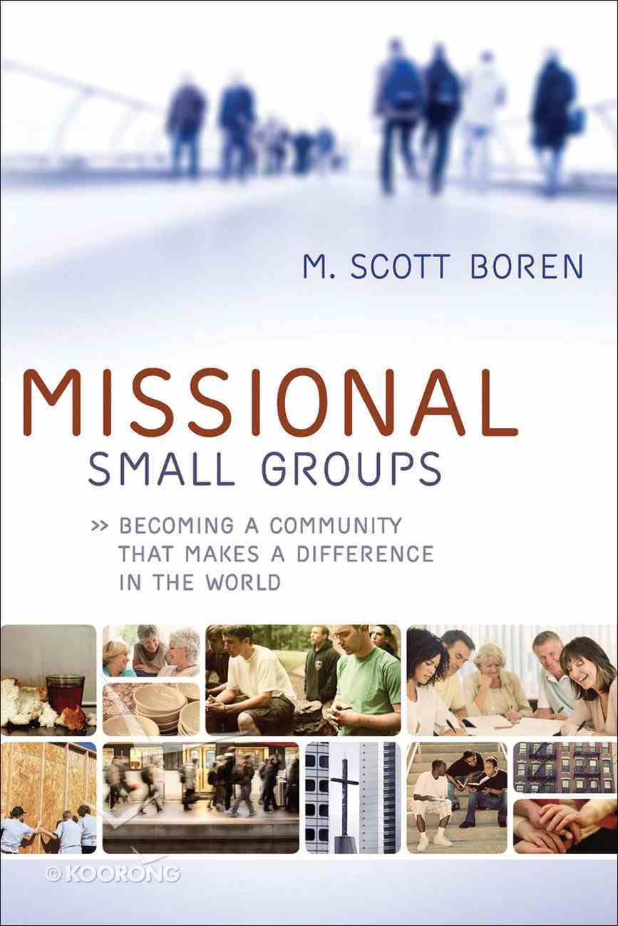 Missional Small Groups eBook