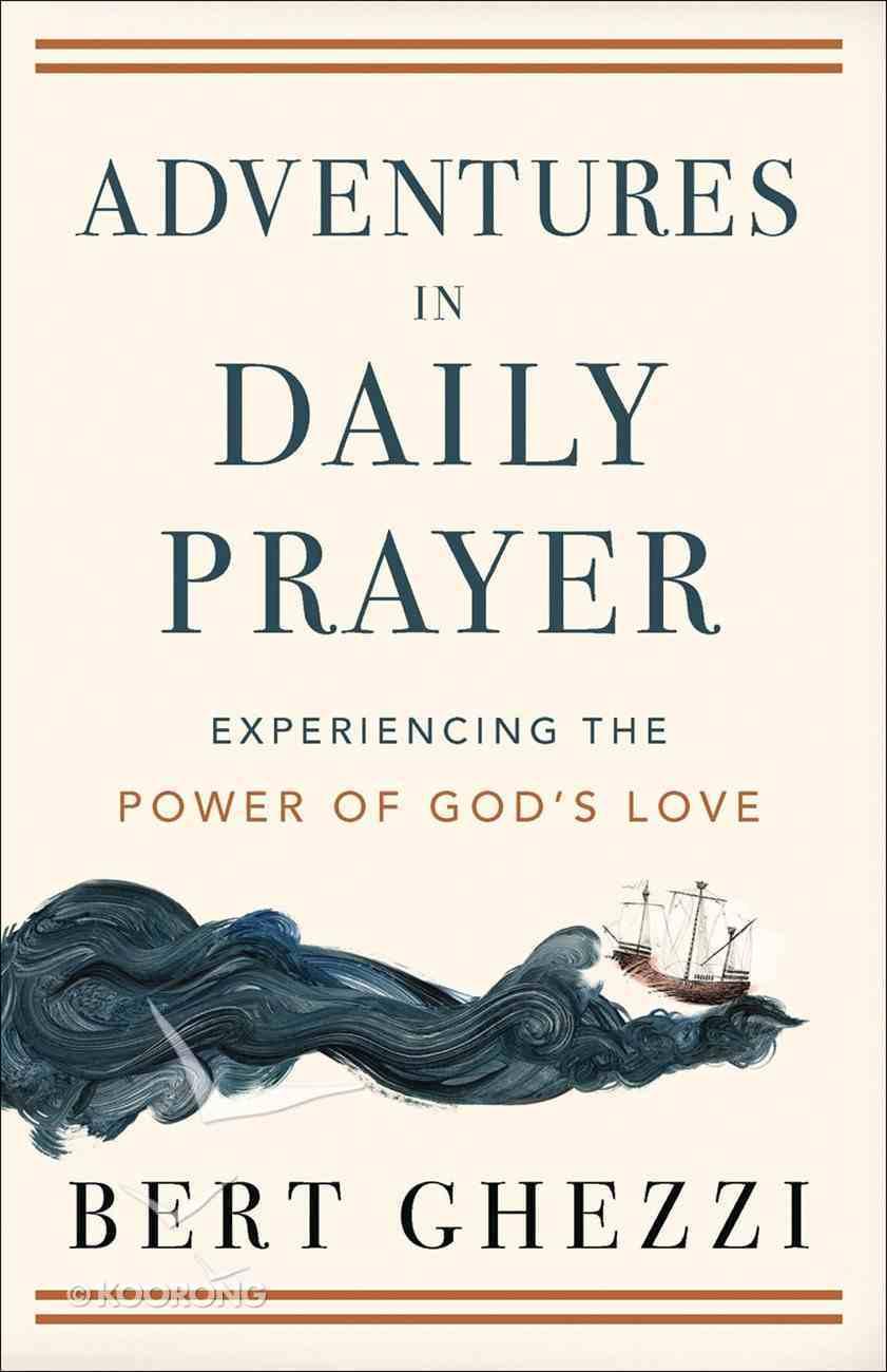 Adventures in Daily Prayer eBook
