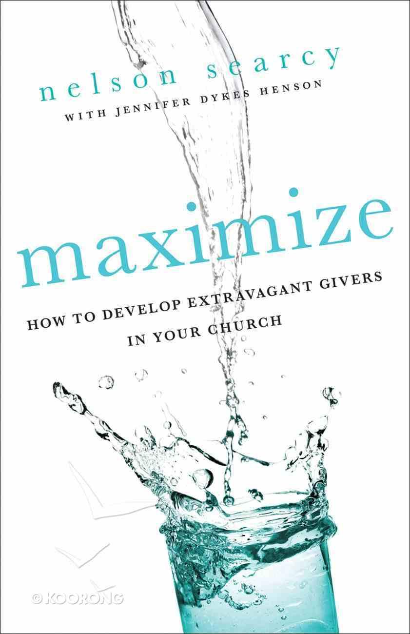 Maximise eBook