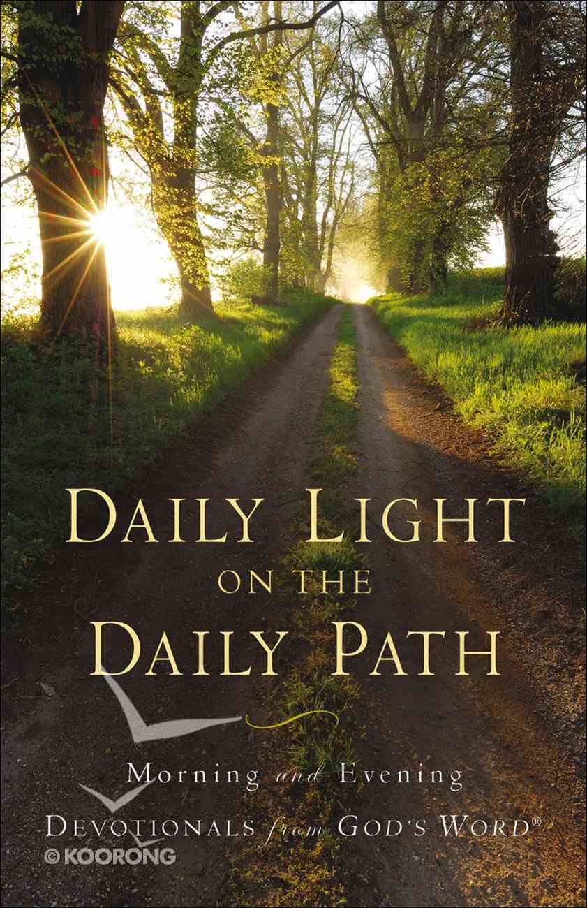 Daily Light on the Daily Path eBook