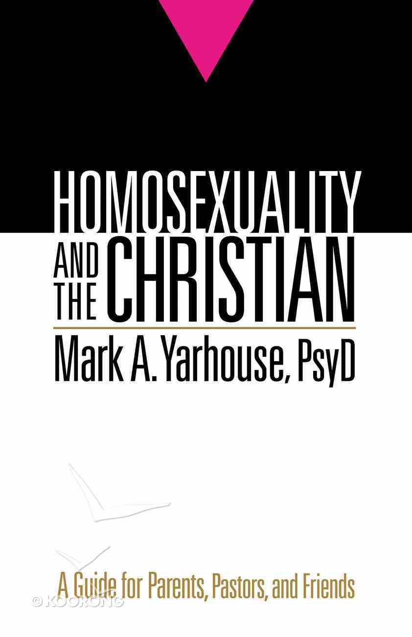 Homosexuality and the Christian eBook