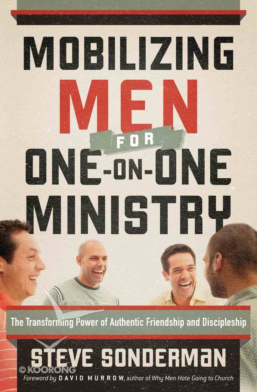 Mobilizing Men For One-On-One Ministry eBook