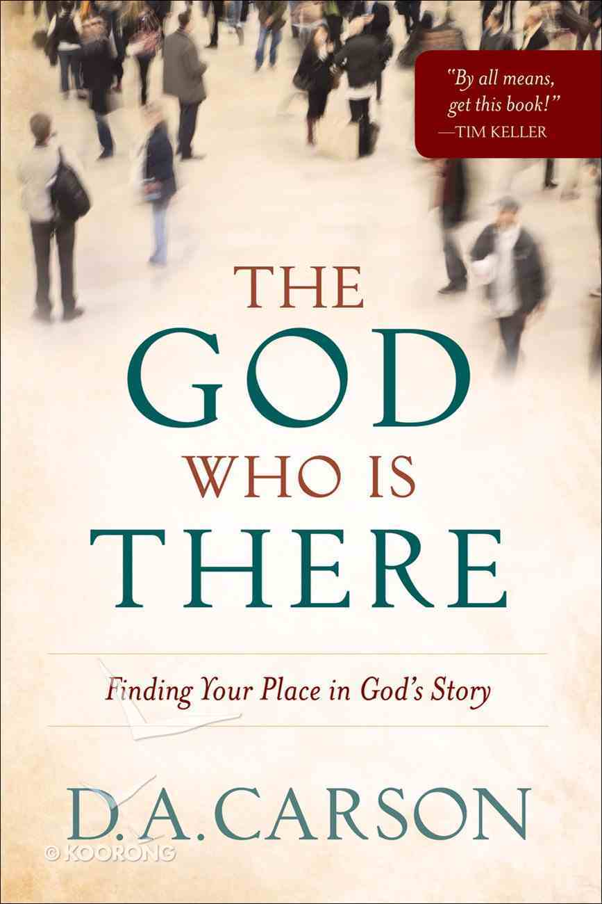 The God Who is There eBook