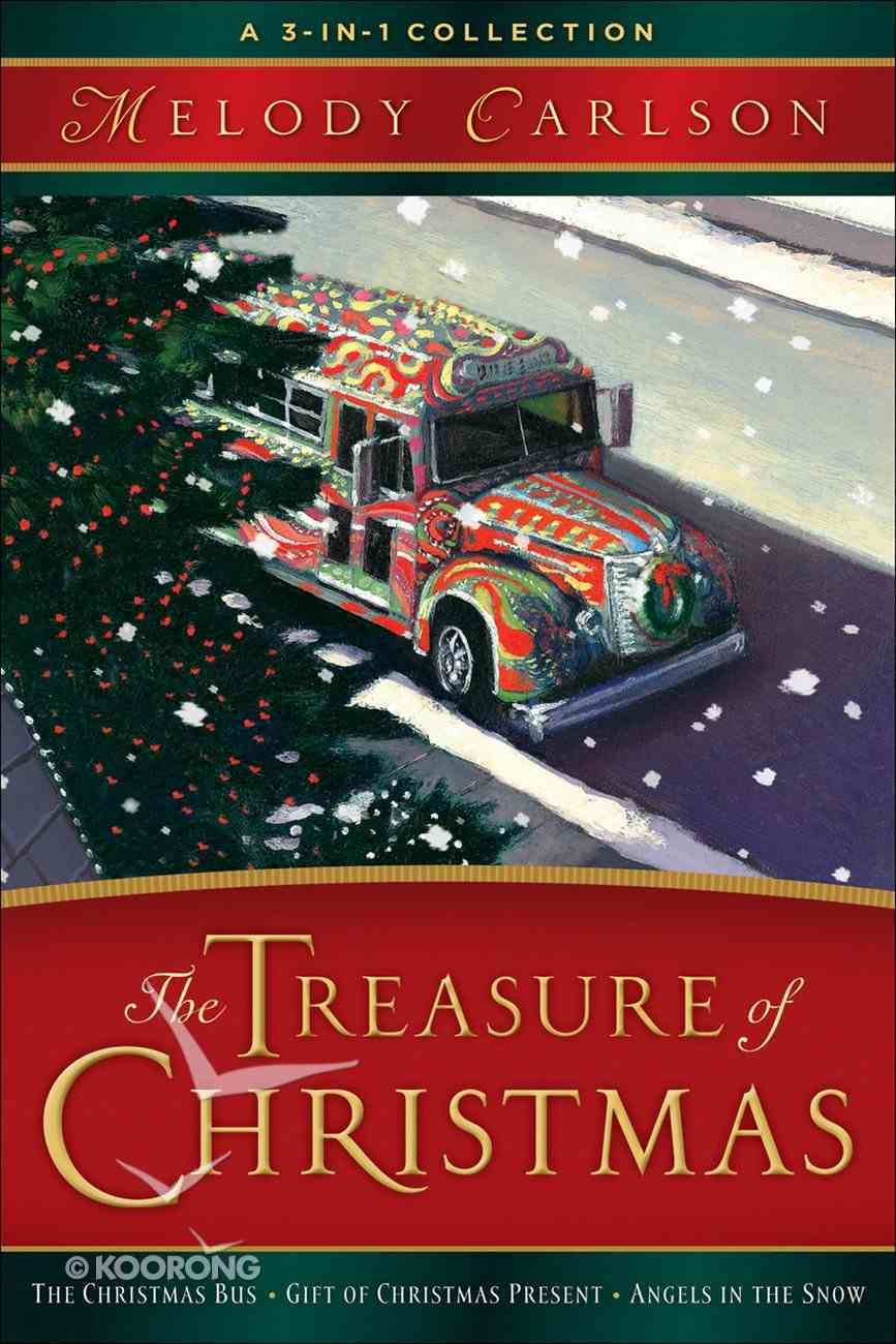 The Treasure of Christmas (3 In 1 Collection) eBook