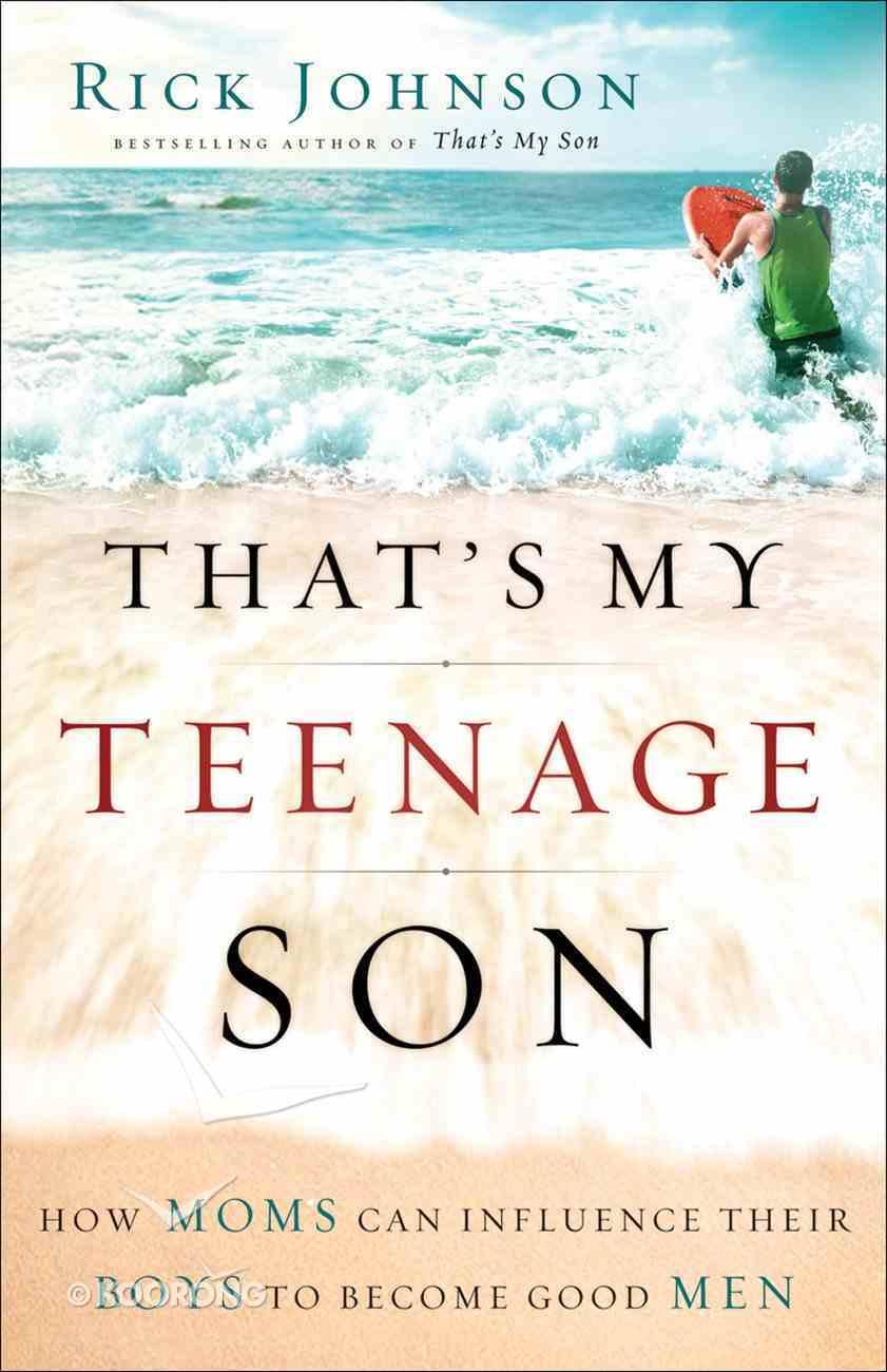 That's My Teenage Son eBook