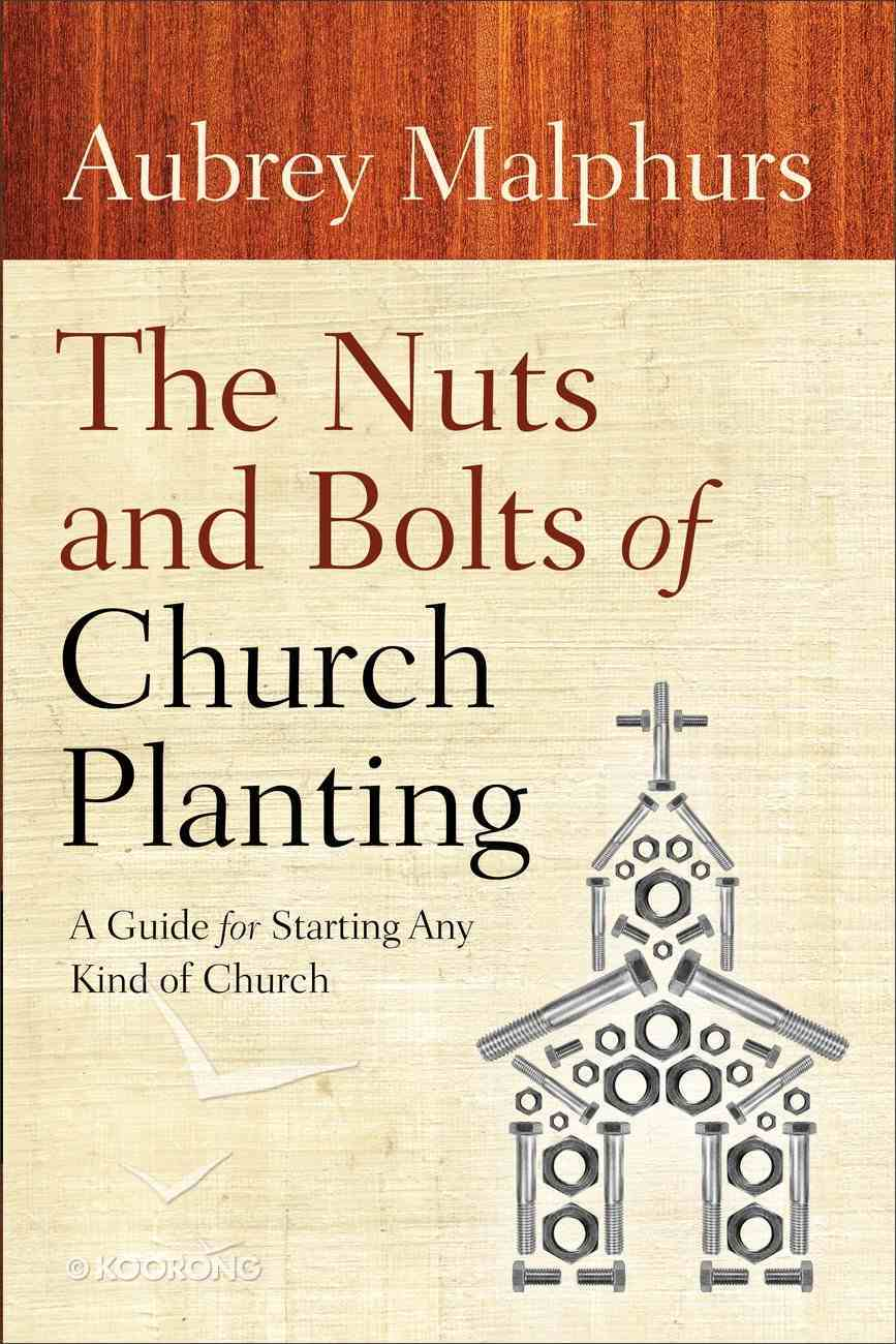 The Nuts and Bolts of Church Planting eBook