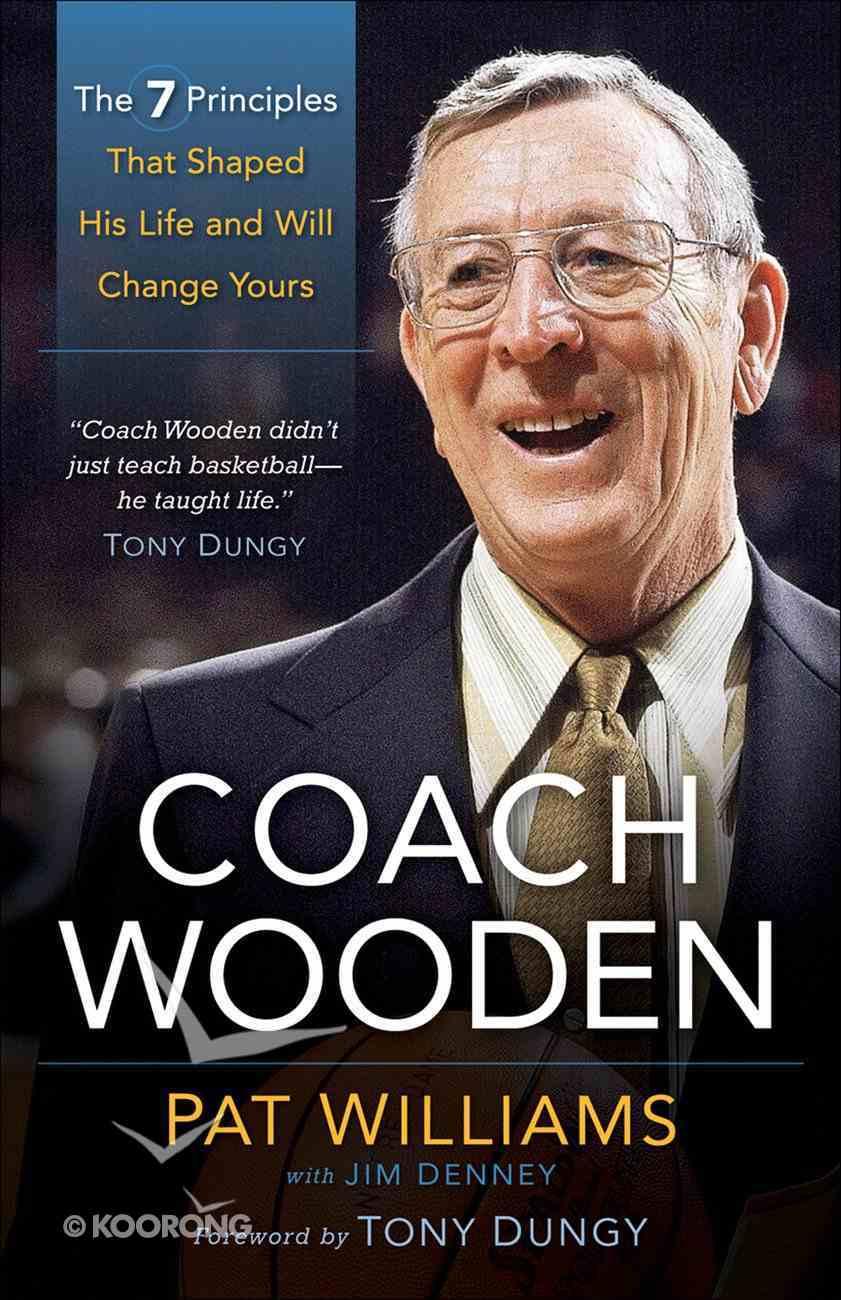 Coach Wooden eBook