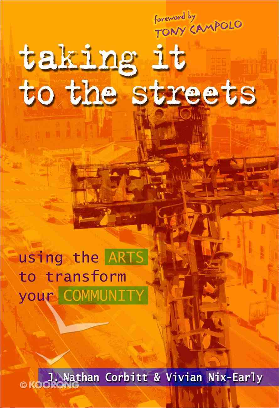 Taking It to the Streets eBook