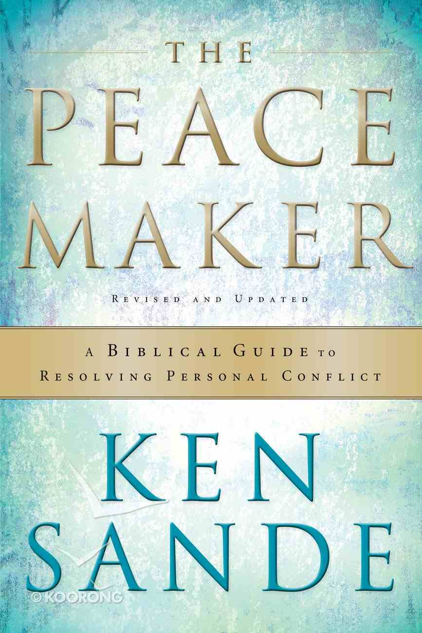 The Peacemaker (3rd Edition) eBook