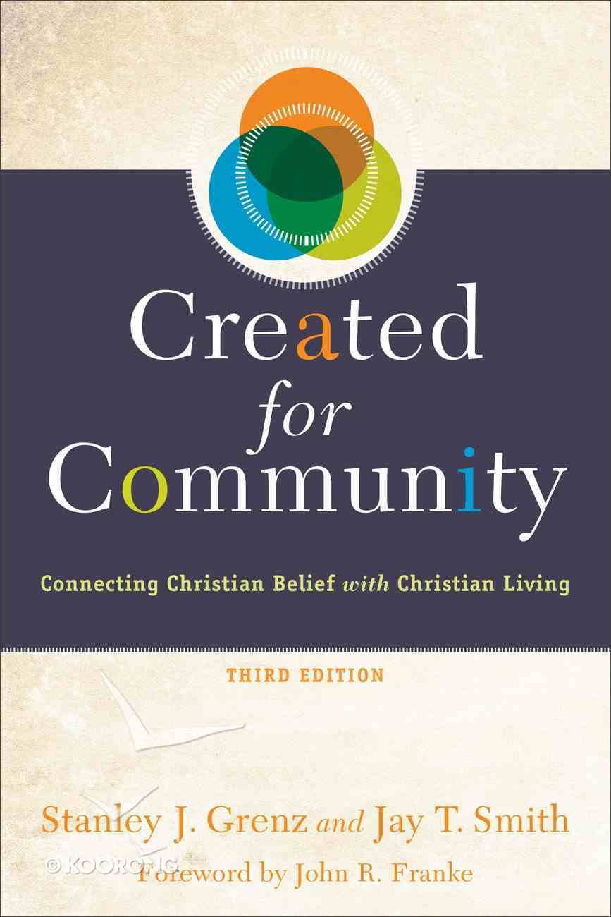 Created For Community eBook