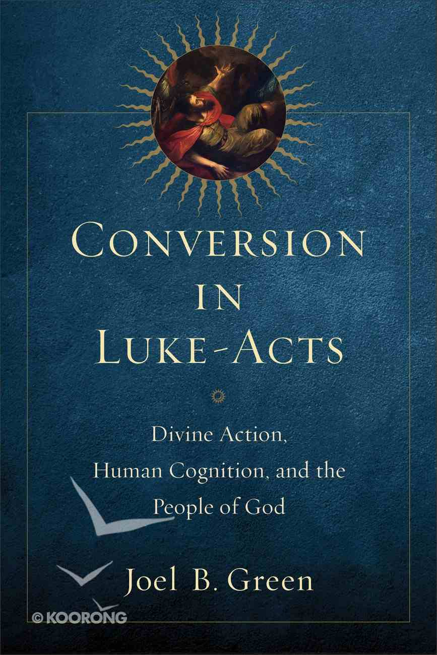 Conversion in Luke-Acts eBook