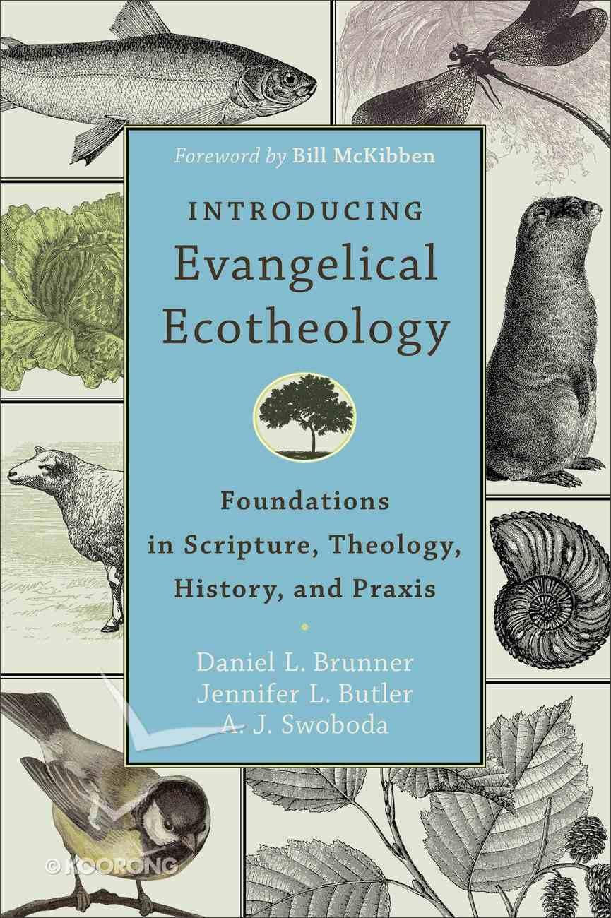 Introducing Evangelical Ecotheology eBook