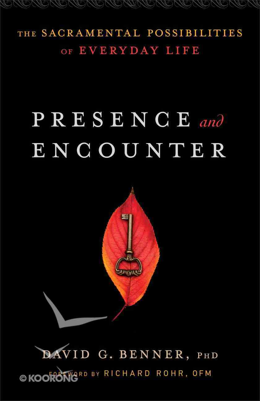 Presence and Encounter eBook