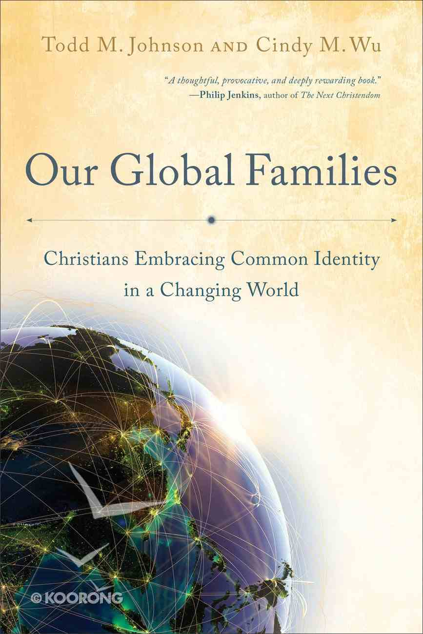 Our Global Families eBook