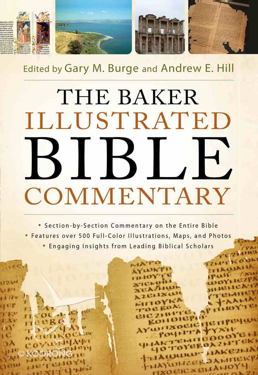 The Baker Illustrated Bible Commentary eBook