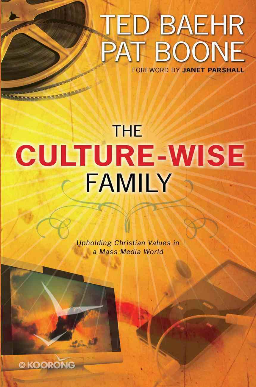 The Culture-Wise Family eBook