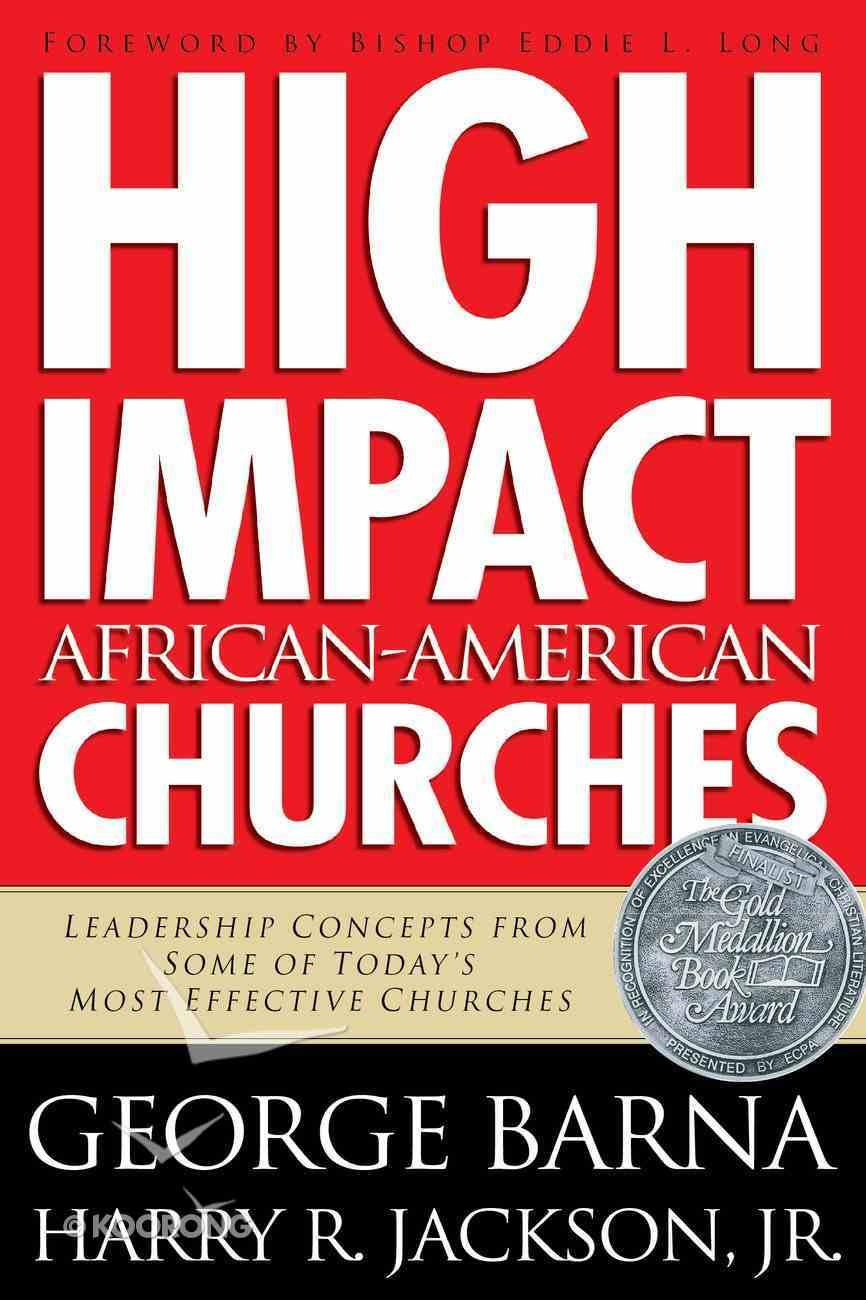High Impact African-American Churches eBook