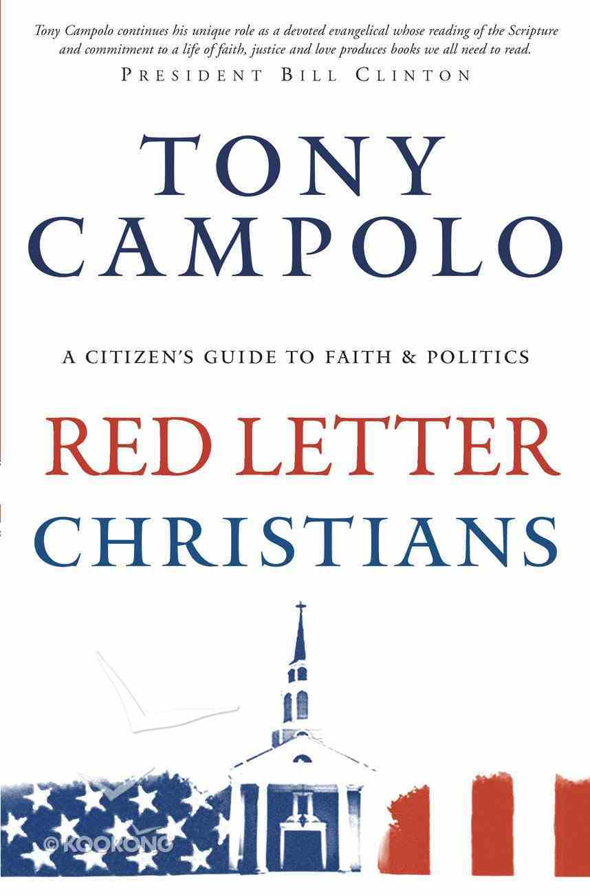 Red Letter Christians eBook