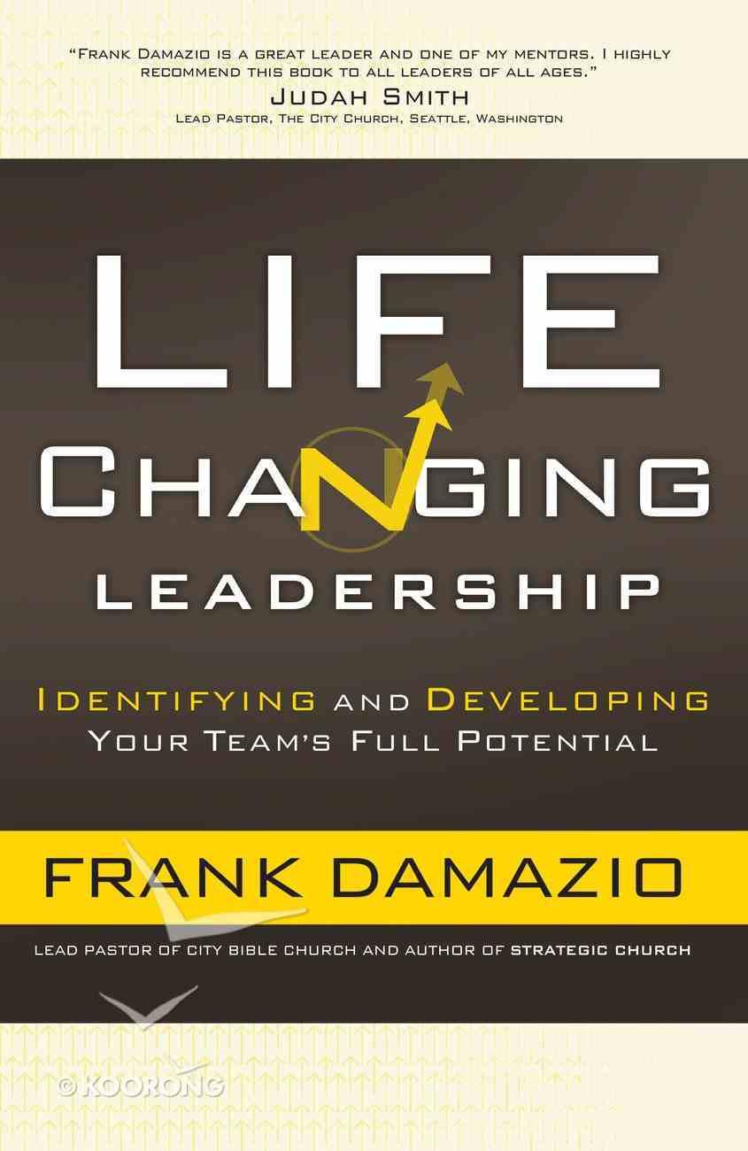 Life Changing Leadership eBook