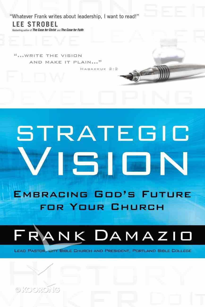 Strategic Vision eBook