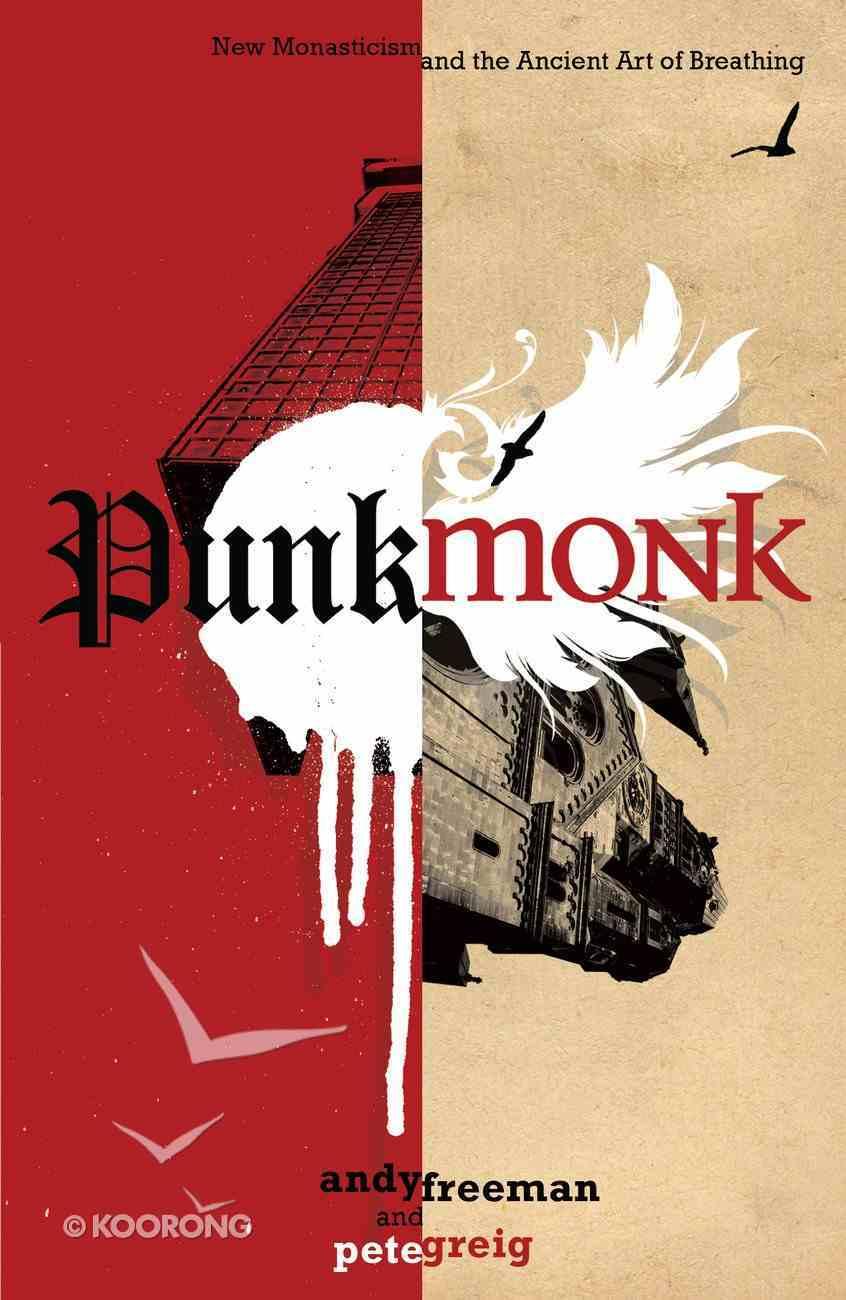 Punk Monk eBook