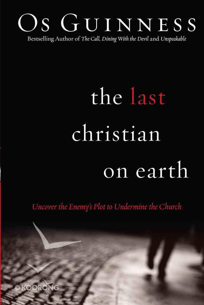 The Last Christian on Earth eBook