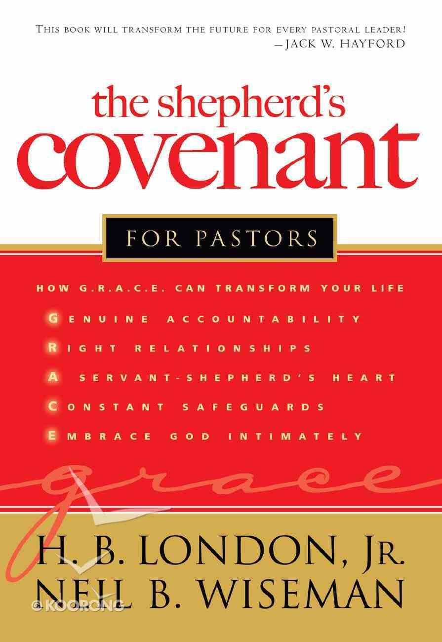 The Shepherd's Covenant For Pastors eBook