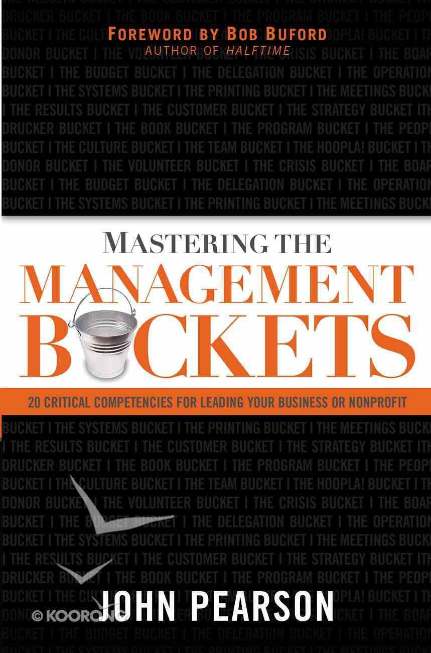 Mastering the Management Buckets eBook
