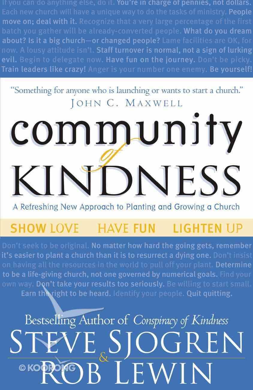 Community of Kindness eBook